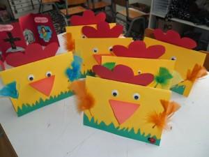 envelope chick craft