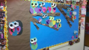 free owl bulletin boards