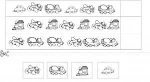 free pattern worksheet