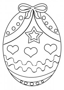 free printable easter egg coloring page (13)