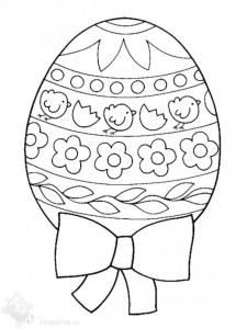 free printable easter egg coloring page (5)