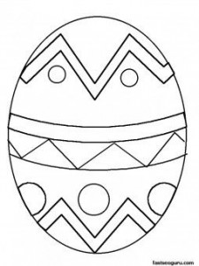 free printable easter egg coloring page (6)