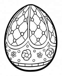 free printable easter egg coloring page (8)