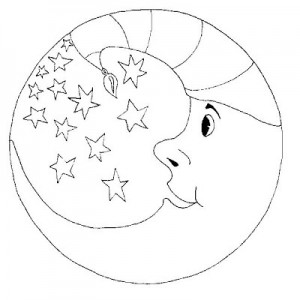 free space coloring page (3)