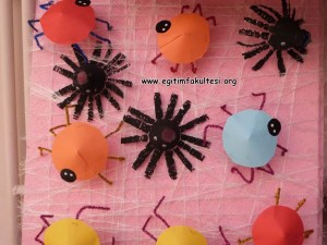 free spider bulletin boards
