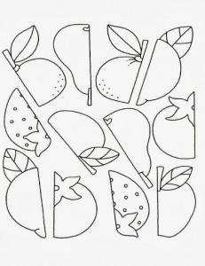 fruit worksheet