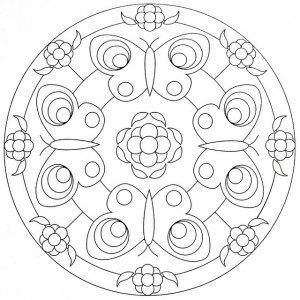 mandala-coloring-pages-butterflies