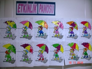 rain crafts