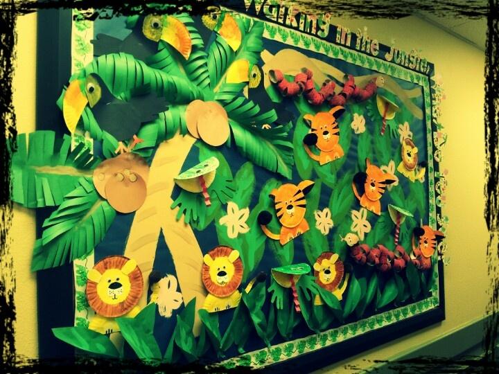 rainforest bulletin board idea for kids 1 (1)