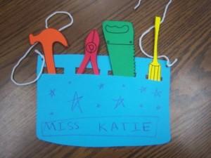 tool box craft idea