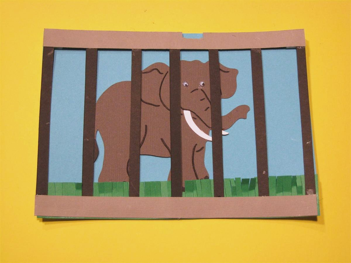 zoo craft idea for kids (3)