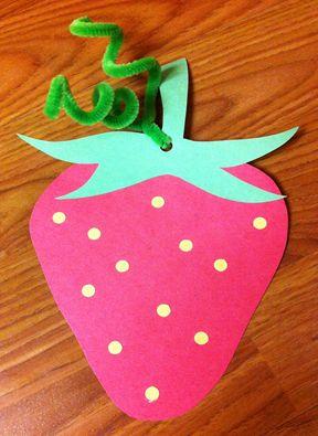 Strawberry Craft