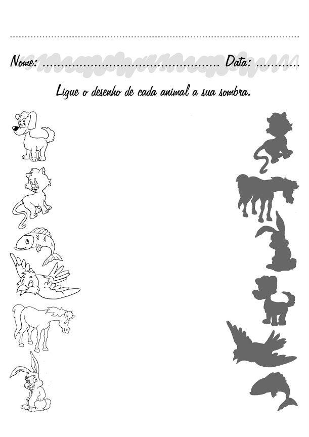 animal shadow matching worksheet (5)