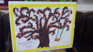 button tree craft