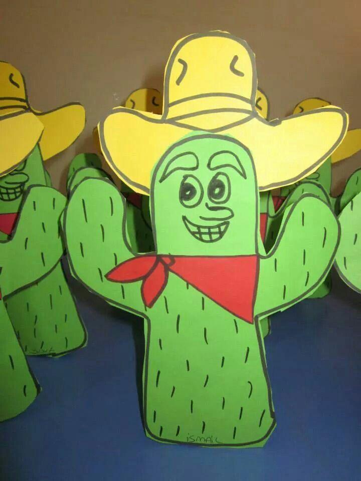 cactus craft