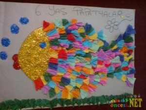 fish bulletin board