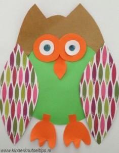 free owl crafts