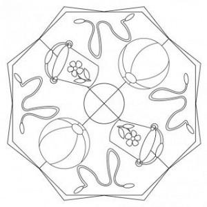 free printable summer mandala coloring (6)