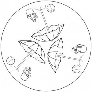 free printable summer mandala coloring (8)
