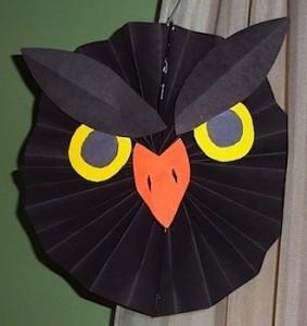 owl crafts idea