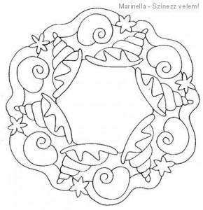 sea animal mandala coloring (4)
