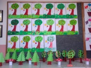 tree craft ideas for kids (1)