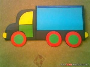 truck craft idea