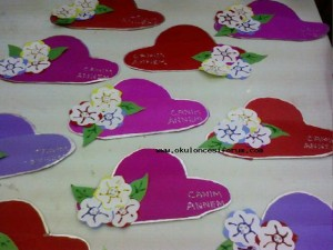 free mother's day card craft (1)