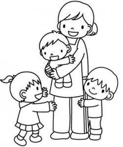 mother's day coloring page (15)