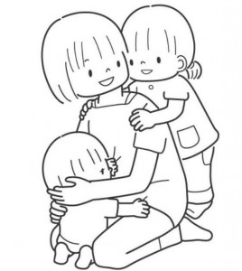 mother's day coloring page (16)