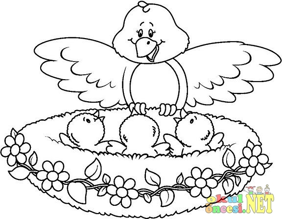 mother's day coloring page (2)