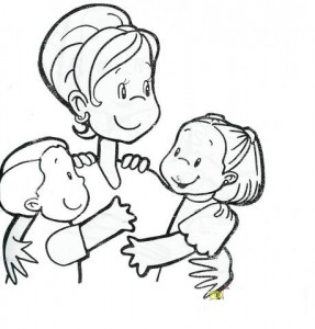 mother's day coloring page (9)