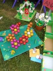 ping pong ball flower craft_180x240