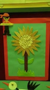 sunflower craft