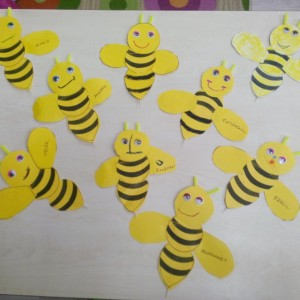 bee craft idea for kids (5)