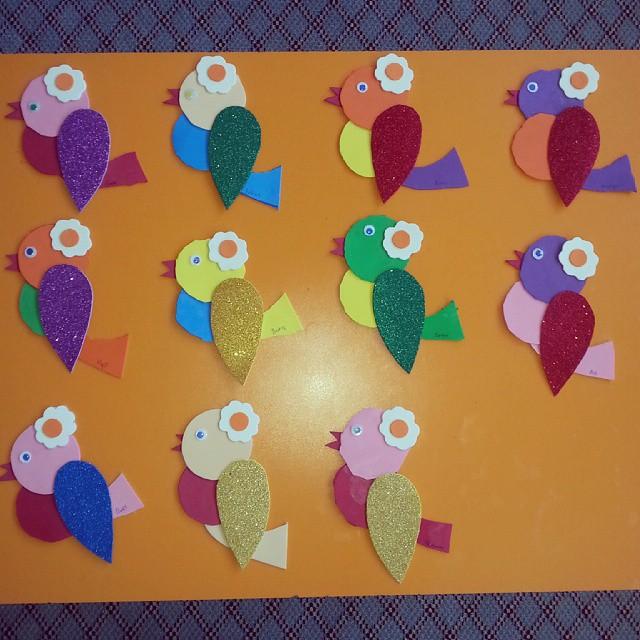bird craft idea