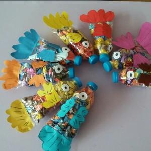 bottle fish craft idea