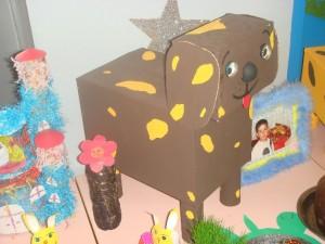 box dog craft