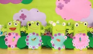 box frog craft