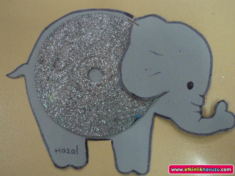 cd-elephant-craft-idea