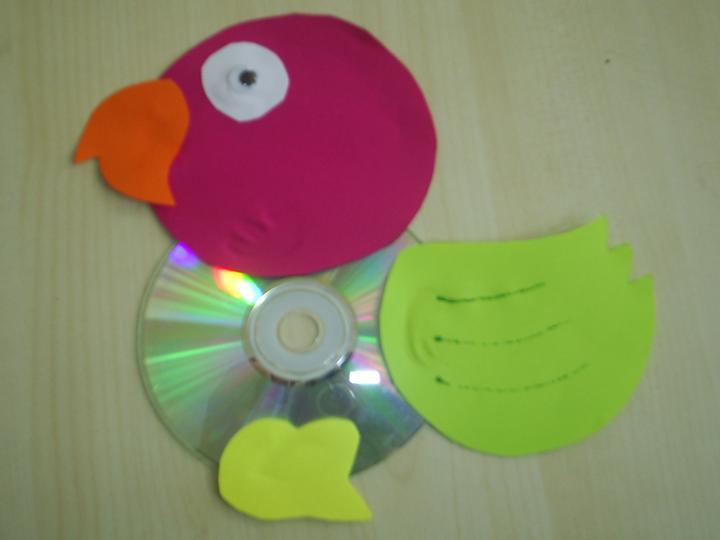 cd parrot craft