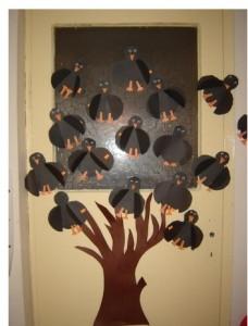 crow craft idea