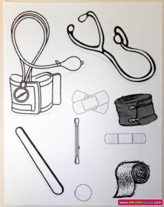 doctor bag template