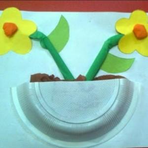 flower craft idea for kids (1)