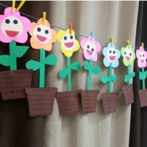 flower craft idea for kids (5)
