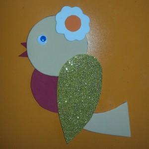 free bird craft idea for kids (3)