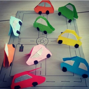 free car craft idea for kids (2)