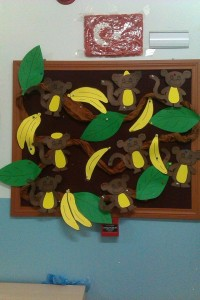 free monkey craft idea for kids (2)