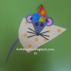 free mouse craft idea for kids (2)