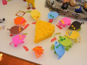 free mouse craft idea for kids (3)